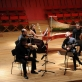 "Čiurlionio kvartetas, Francesco Mammola ir Nijolė Dorotėja Beniušytė. ""Akvilos solistai"" nuotr."