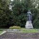 Petras Cvirka (1909–1947). Skulptorius – Juozas Mikėnas, architektas - Vladislavas Mikučianis. 1959 m. A. Narušytės nuotr.