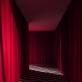 """Parodos  """"David Lynch. Silence and Dynamism"""" fragmentas, """"Raudonasis kambarys"""". Autoriaus nuotr."""