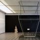 """Žilvinas Landzbergas, parodos """"Be karūnos"""" ekspozicijos fragmentas. 2015 m. A. Narušytės nuotr."""