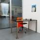 """Žilvinas Landzbergas, parodos """"Be karūnos"""" ekspozicijos fragmentas – galerija """"Voveraitė"""", kuratorius Kipras Dubauskas. 2015 m. A. Narušytės nuotr."""