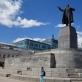 Paminklas V. I. Leninui Jekaterinburge. 2019 m. A. Narušytės nuotr.