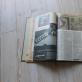 Vinco Kisarausko įrišti straipsniai iš spaudos.Autorės nuotr.