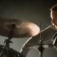 """""""Gogo Penguin"""" būgnininkas Rob Turner. D. Klovienės nuotr."""