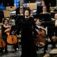 Violeta Urmana ir Izraelio filharmonijos orkestras, diriguojamas Zubino Mehtos. M. Aleksos nuotr.