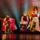 """Grupės """"Dadadadan Tenko"""" koncerto akimirka. D. Klovienės nuotr."""