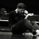 """Mantas Černeckas šokio spektaklio """"Eglė žalčių karalienė"""" repeticijoje. M. Aleksos nuotr."""