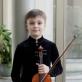 Trylikametis smuiko virtuozas griežia su Lietuvos valstybiniu simfoniniu orkestru