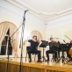 """Styginių kvartetas """"Meteorôs"""" (Norvegijos muzikos akademija). M. Endriuškos nuotr."""
