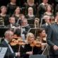 """Edgaras Montvidas ir Lietuvos valstybinis simfoninis orkestras. H. Berliozo """"Fausto pasmerkimas"""". J. Stacevičiaus nuotr."""
