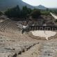 Efeso amfiteatro scenoje. K. Bratkausko nuotr.