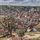 """Vladas Eidukevičius, """"Kauno panorama. Vaizdas nuo Žaliakalnio"""". 1933 m."""