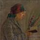 """Eugenia Sienkiewicz-Przyagowska, """"Moteris su verbomis"""" (fragmentas)."""