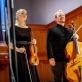 """Trio """"Fortvio"""". D. Dubinskio nuotr."""