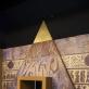 Egipto paviljono fragmentas