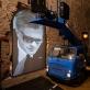 Federico Fellini muziejaus fragmentas. Lorenzo Burlando nuotr.