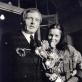 Feliksas Bajoras ir Giedrė Kaukaitė. 1981 m. A. Žižiūno nuotr.