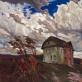 """Ferdinandas Ruščicas, """"Rudens vėjas (Tuštuma)"""". 1901 m. Lietuvos nacionalinio dailės muziejaus nuos."""