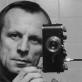 Fotografo A. Kunčiaus asmenukė fotolabaratorijoje. Vilnius. 1971 m.