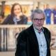 Fotomenininkas Arūnas Baltėnas parodoje pristato dirbančios ir kuriančios Lietuvos paveikslą (S. Samsono nuotr.)