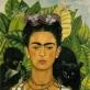 Frida Kahlo, Autoportretas su dygliu ir kolibriu