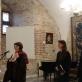 """Giedrė Kaukaitė ir """"Canto fiorito"""". A. Rakausko nuotr."""