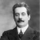"""G. Puccini ir opera """"Mergina iš Vakarų"""". """"Metropolitan opera"""" nuotr."""