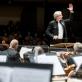 Gintaras Rinkevičius ir Lietuvos valstybinis simfoninis orkestras. D. Matvejevo nuotr.