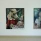 """Gabrielė Šermukšnytė, """"Nemėnesėta naktis Elojų soduose"""",  tapybos bakalauro baigiamasis darbas, VDA """"Titanikas"""". 2013 m. J. Lapienio nuotr."""