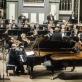 Rūta Rikterė, Zbignevas Ibelhauptas ir Lietuvos nacionalinis simfoninis orkestras.D. Matvejevo nuotr.