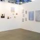 """Jaunųjų menininkų kūryba galerijos """"Meno niša"""" stende mugėje """"ArtVilnius'18"""", nuotr. iš """"Meno nišos"""" archyvo"""