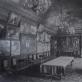 Gauguino kabinetas Sergejaus Ščukino namuose. 1914 m. P. Orvolo nuotr.