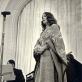 Giedrės Kaukaitės koncertas Nacionalinėje filharmonijoje. 1982 m. Nuotrauka iš asmeninio archyvo
