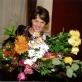 Giedrė Kaukaitė Vilniaus rotušėje 2002 m. Asmeninio archyvo nuotr.