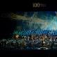 """Vasario 16-osios koncertas """"Gloria Lietuvai"""" Lietuvos nacionaliniame operos ir baleto teatre. Diriguoja Mirga Gražinytė. M. Aleksos nuotr."""