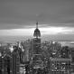 "Håkan Strand, ""Manhattan Twilight. New York City, USA"", 2010, nuotr. šaltinis http://hakanstrand.com/"