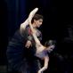 """Jurgita Dronina (Odeta-Odilija) ir Isaacas Hernandesas (princas Zigfrydas) balete """"Gulbių ežeras"""". M. Aleksos nuotr."""