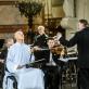 Guo Ganas, Robertas Šervenikas ir Lietuvos kamerinis orkestras. D. Matvejevo nuotr.