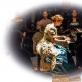 """Guoda Gedvilaitė. """"Claros Schumann salonas"""". R. Kunske nuotr."""