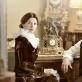 "Guoda Gedvilaitė (Clara Schumann) ir Motiejus Bazaras (Johannes Brahms). ""Claros Schumann salonas"". R. Kunske nuotr."