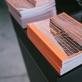 """""""Gyvūnas – žmogus – robotas"""", parodos katalogas, sud. Erika Grigoravičienė, Ugnė Paberžytė, dizainerės KlimaiteKlimaite. MO muziejus"""