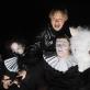 """Scena iš spektaklio """"Hamletas"""". D. Matvejevo nuotr."""