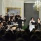 """G. F. Händelio oratorijos """"Prisikėlimas"""" atlikimo akimirka. V. Abramausko nuotr."""