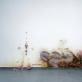 """Alma Heikkilä, """"šiuose procesuose yra ir plastiškumo, ir abipusės simbiozės bei naikinimo"""". 2019 m. A. Narušytės nuor."""