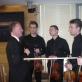 """Dr. J. Honsigas-Erlenburgas ir styginių kvartetas """"Mettis"""""""