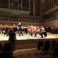 """Repeticija Berlyno """"Konzerthaus"""" salėje. R. Vitkausko nuotr."""