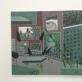 """Iš Sandros Strēle """"Parodos, kurios neįvyko"""" galerijoje """"Meno parkas"""". Autoriaus nuotr."""