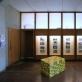 """Gintaro Zinkevičiaus parodos """"Išsėtinė konstibacija B"""" fragmentas. V. Nomado nuotr."""