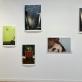 """Malvinos Jelinskaitės parodos """"Ex nihilo. Atsitiktinai ir paradoksaliai"""" fragmentas. Autorės nuotr."""
