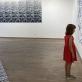 """Fabrizio Contarino parodos """"Priešinga jūra"""" fragmentas. M.K. nuotr."""